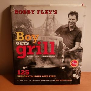 Bobby Flay Boy Meets Grill